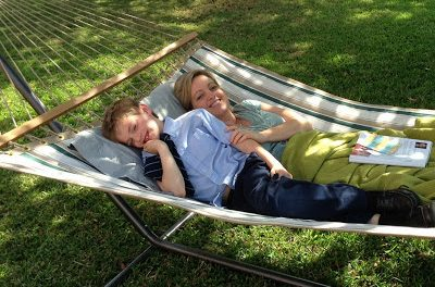'Nap, interrupted' makes for perfectly imperfect Mother's Day
