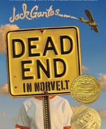 """Book Review – """"Dead End in Norvelt"""" by Jack Gantos"""