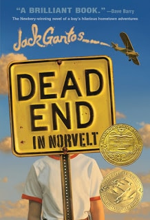 "Book Review – ""Dead End in Norvelt"" by Jack Gantos"